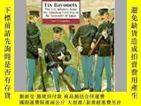 二手書博民逛書店Fix罕見Bayonets (damaged)-固定卡口(損壞)Y414958 出版2020