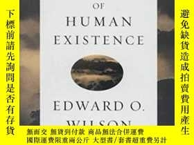 二手書博民逛書店The罕見Meaning Of Human Existence-人類存在的意義Y436638 Edward O