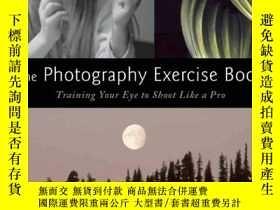 二手書博民逛書店The罕見Photography Exercise Book: