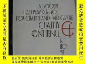 二手書博民逛書店confessions罕見of a sinner 罪人的懺悔Y8