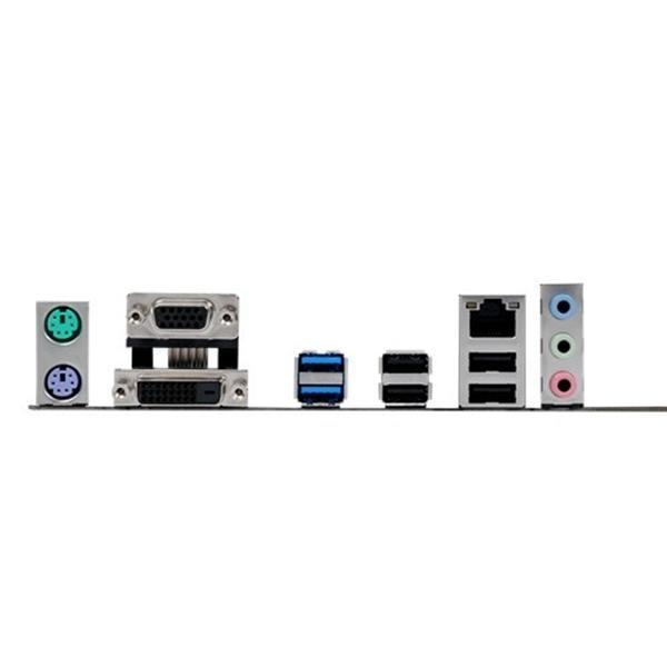 華碩 ASUS H110M-K Intel 主機板