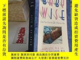 二手書博民逛書店On罕見Becoming Baby Wise: Giving Your Infant the Gift of Ni