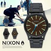 【人文行旅】NIXON | A450-712 THE Sentry 38 SS