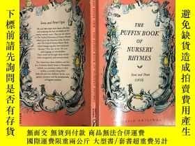 二手書博民逛書店The罕見Puffin Book of nursery phymes普芬幼兒園的書Y200392