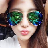 新款偏光太陽鏡女士墨鏡眼睛潮圓臉2018男士蛤蟆鏡太陽眼鏡