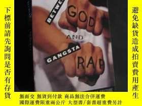 二手書博民逛書店Between罕見God and Gangsta Rap: Be