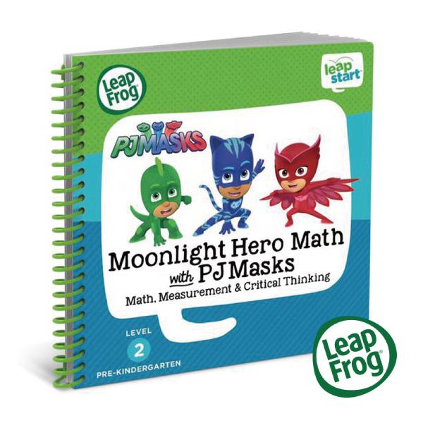美國 LeapFrog 跳跳蛙 LeapStart 幼兒13-睡衣小英雄3D 全英行動學習書籍