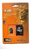 促銷中 AGI 亞奇雷 SD 32GB C10記憶卡/ micro sd 32g