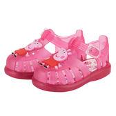 IGOR粉紅豬小妹果凍小童鞋-粉紅