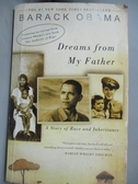 【書寶二手書T2/原文書_LGX】Dreams From My Father-A Story Of Race And I