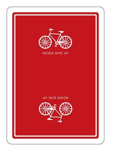 【USPCC 撲克】S103049155 Bicycle Inspire: Red Deck