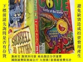 二手書博民逛書店DINOSAUR罕見COVE (恐龍灣)Y200392