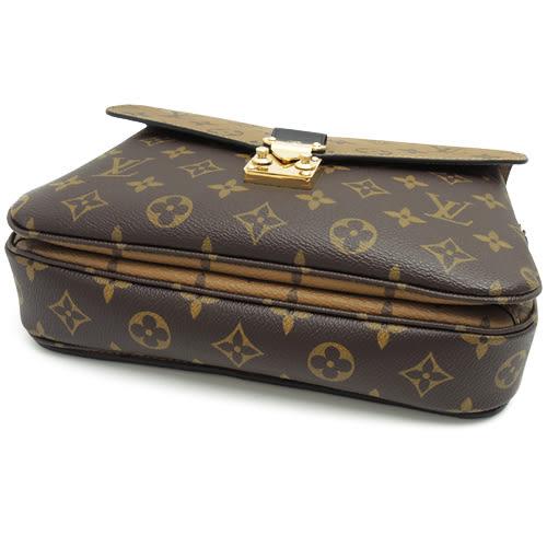 Louis Vuitton LV M41465 Pochette Métis 經典花紋手提兩用仕女包 全新 預購【茱麗葉精品】