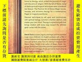 二手書博民逛書店罕見The Practical Art of Divine Ma