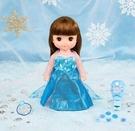 芮咪&紗奈 Disney 冰雪奇緣 迪士尼系列-艾莎娃娃 公主神奇髮飾組 TOYeGO 玩具e哥