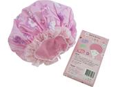 【卡漫城】 Hello Kitty 浴帽 ㊣版 防水 SPA 温泉 護髮適用 F SIZE (台灣製) ~ 99 元
