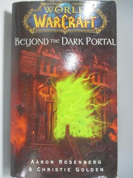 【書寶二手書T7/原文小說_ALA】Beyond the Dark Portal_Rosenberg, Aaron