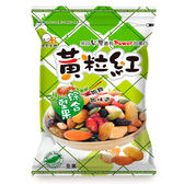 (有效期限至2019/01/01)【黃粒紅】綜合堅果(200g)-奶蛋素