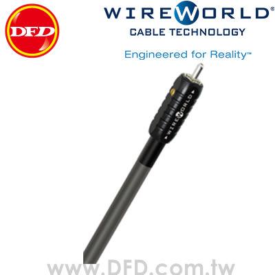WIREWORLD EQUINOX 7 春分 1.0M RCA 音源訊號線 原廠公司貨