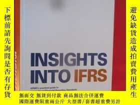 二手書博民逛書店Insights罕見into IFRS 8th edition