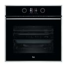 【得意家電】TEKA 德國 HLB-860 P SS 4吋TFT雙自清專業烤箱(60公分) ※熱線07-7428010