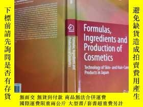 二手書博民逛書店Formulas,罕見Ingredients and Produ