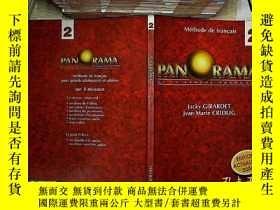 二手書博民逛書店PANORAMA罕見(外文書)Y203004