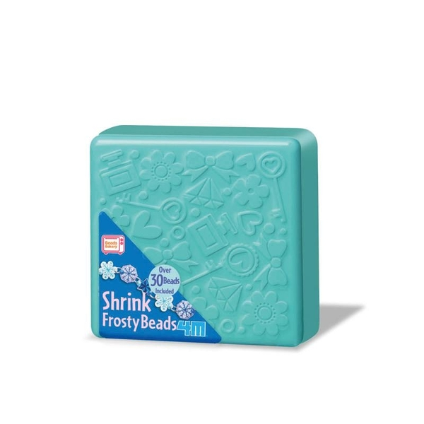 【4M】04696 美勞創作-魔幻冰雪吊飾 Shrink Frosty Beads