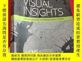 二手書博民逛書店Visual罕見Insights: A Practical Guide to Making Sense of Da