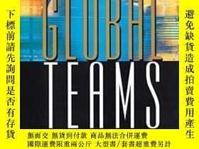 二手書博民逛書店Global罕見Teams: How Top Multinationals Span Boundaries And