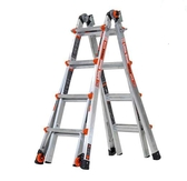[COSCO代購] W1193851 Little Giant 多功能四階鋁梯 M17