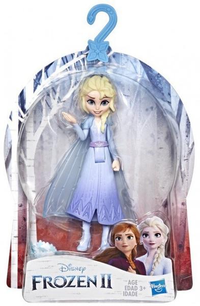 《 Disney 迪士尼 》冰雪奇緣2 迷你公主人物組 - 艾莎╭★ JOYBUS玩具百貨