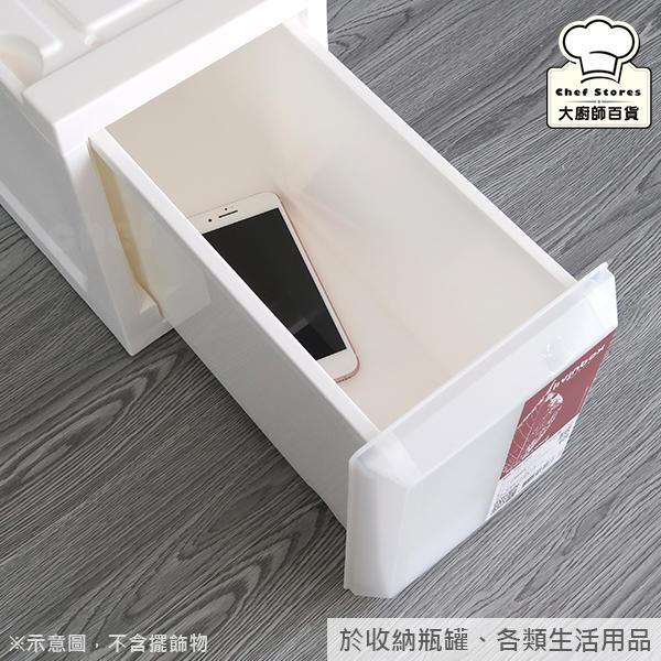 樹德三比八單層隙縫櫃附輪細縫櫃瓶罐收納櫃間隙櫃MB-1801附輪-大廚師百貨