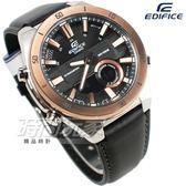 EDIFICE ERA-110GL-1A 立體金屬時刻 雙顯錶 計時碼錶 男錶 10年電力 ERA-110GL-1AVDF CASIO卡西歐