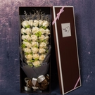 花束 母親節520生日創意禮物禮盒玫瑰香皂花干花永生花送父母女友老師