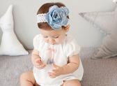 時尚甜美寶寶可愛髮飾 嬰兒髮帶 頭飾 髮箍3 (二入)