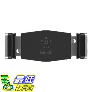 [106美國直購] 手機架 Belkin Universal Car Vent Mount for iPhone Samsung Galaxy and Most Smartphones up to 5.5 inches