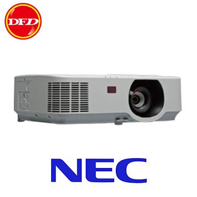 (24期零利率) NEC 投影機 P474W 多功能液晶投影機 5200流明 WXGA 公司貨