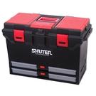 SHUTER 樹德 TB-802 專業型工具箱/收納箱 二層 558x277x370mm