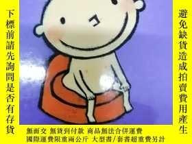 二手書博民逛書店(罕見7)Potty Board book 9780763644