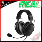 [ PCPARTY ] 送M35 滑鼠 艾芮克 I-ROCKS A36 REAL 電競耳機