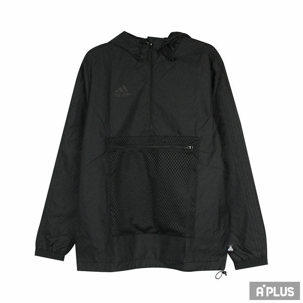 Adidas 男 TAN WINDBREAKER 愛迪達 防風-尼龍杉(長)- CW7423
