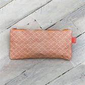 筆袋/鯉魚橘【paprcuts.de】