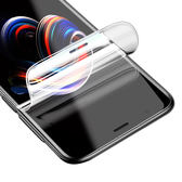 買一送一 紅米 5 Plus 紅米 6 7 水凝膜 保護膜 軟膜 滿版 防刮 高清 自動修復 螢幕保護貼