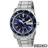 SEIKO精工  王者風範夜光自動上鍊5號機械錶 SNZH53K1