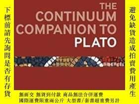 二手書博民逛書店Continuum罕見Companion To PlatoY255562 Gerald A. Press Co