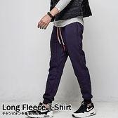 DITION 美式雙褲頭螺紋縮口棉褲 保暖刷毛 高回購