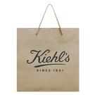 Kiehl s 契爾氏 專櫃紙袋 / 提袋 20x22x8【橘子水美妝】