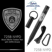 Fisher Space Pen #725B NYPD【AH02157】i-Style居家生活