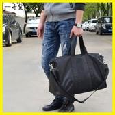 男士旅行包行李袋手提大容量行李包女韓版旅行袋健身包裝衣服的包